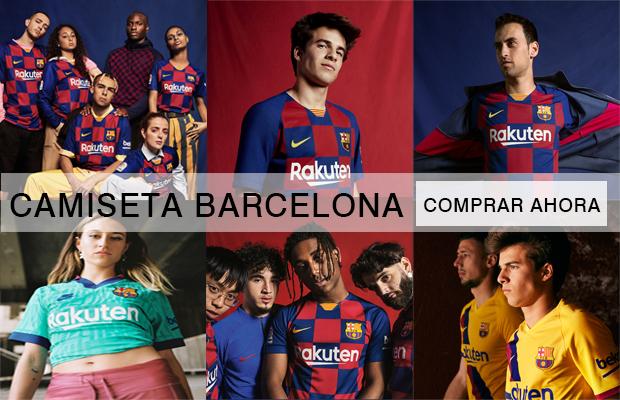 Camisetas Barcelona Baratas