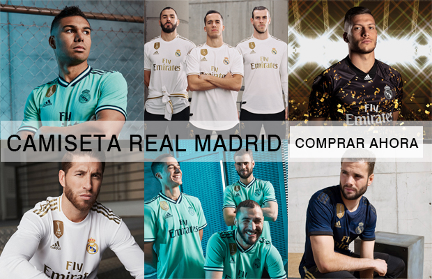 Camisetas Real Madrid Baratas
